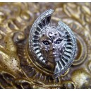 Bague en or gris diamants « Venise »